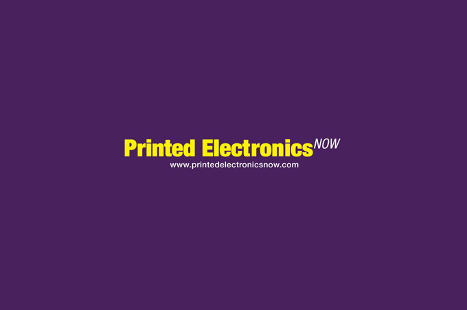 Printed Electronics Now